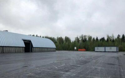Kaarirakenne osti osakkuuden IntLog Oy:stä